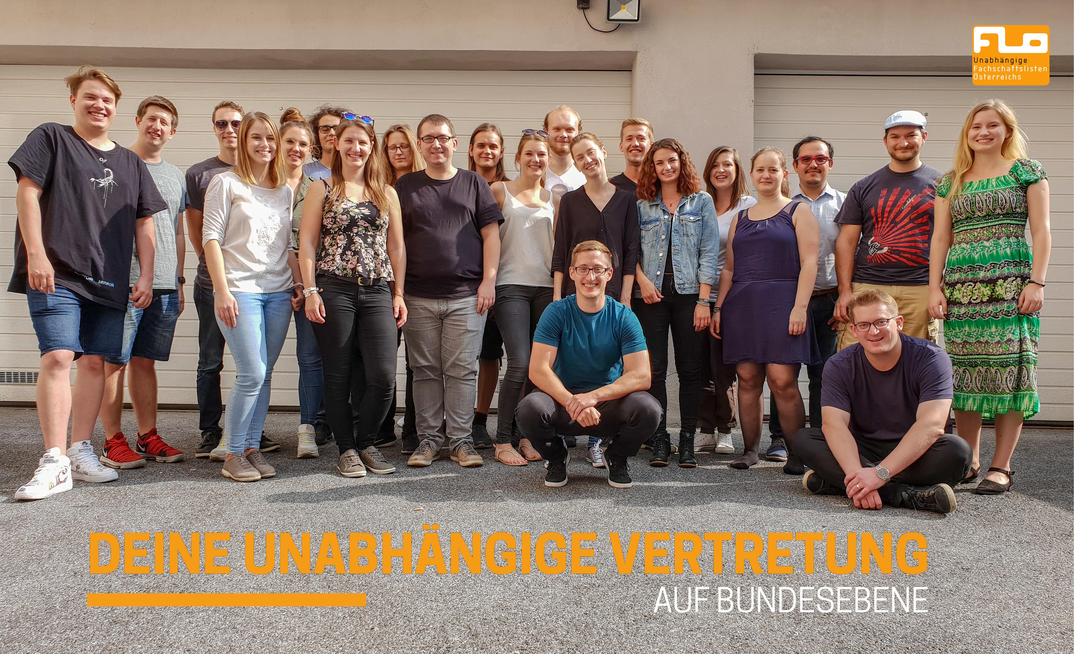Unabhängige Fachschaftslisten Österreichs